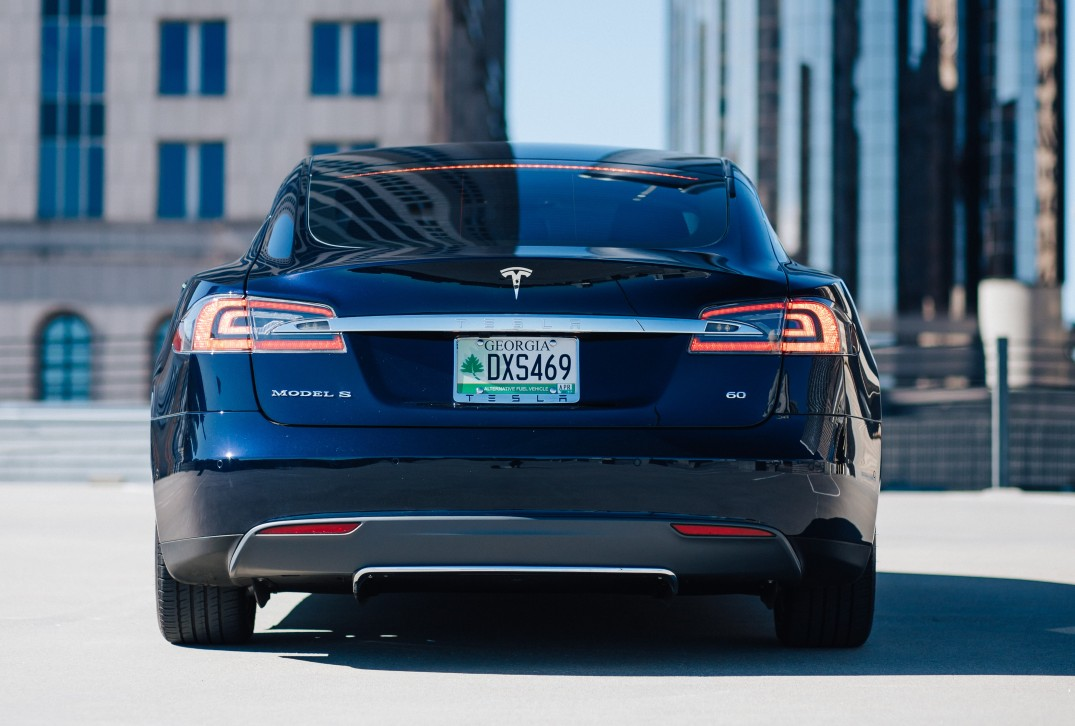 tesla-rear-view