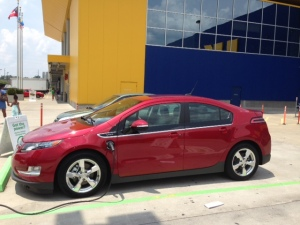 VOLT charging up at IKEA Atlantic Station